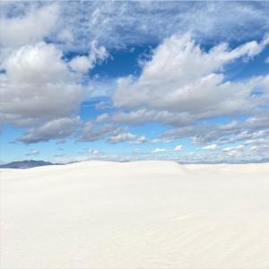 国立公園の旅③ White Sands National Park