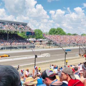 世界3大カーレース Indy500へ行く!