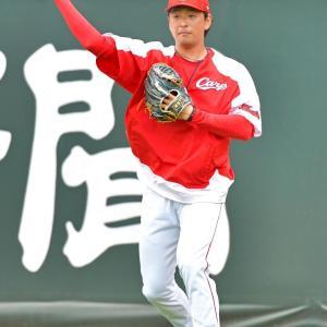 開幕投手・大瀬良大地◆6・19決定に「どこが相手でもベストなパフォーマンスを」