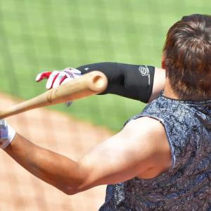 鈴木誠也◆迫力あふれる練習風景 パワーアップした打棒でチームけん引