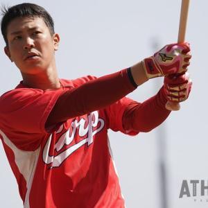 改めて振り返る、2012年の堂林翔太◆「失敗も成功も、今季の経験は全てこの先に生きる」