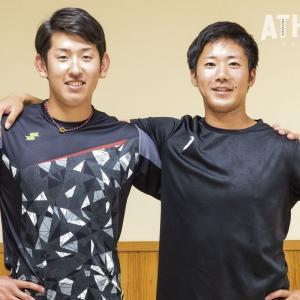 先発初勝利を挙げた遠藤淳志◆同期と語らう自身の将来像「考える力をつけて二桁勝利を目指す」