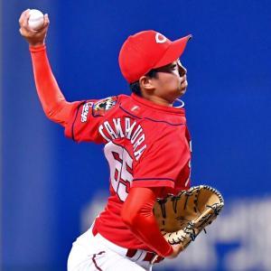 玉村昇悟が2敗目◆「もう少し厳しいコースに」四球後の被弾を反省