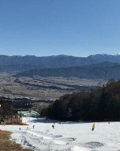 子供とスキーに行こう‼【長野県】伊那スキーリゾートへ行ってきた