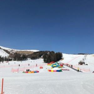 子供とスキーに行こう‼【長野県】車山高原スキー場レポート コース編