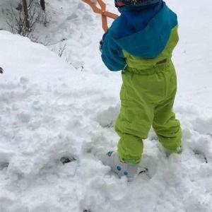 子供とスキーに行こう‼ 2020年シーズン終了
