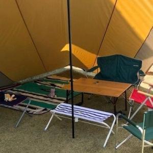 お家でキャンプ day3