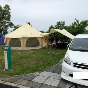 【岩内】いわないオートキャンプ場マリンビュー(2019・6・29)