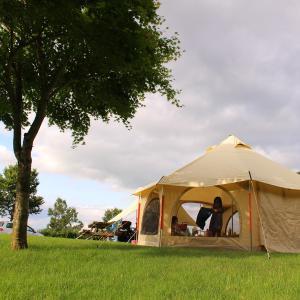 【八雲】オートリゾート八雲でファミリーキャンプ