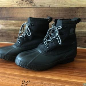 【ソレル】のブーツ『シャイアンⅡショート』を履いて冬キャンに行ってきました!