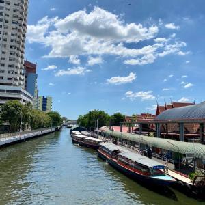 センセープ運河水上バスの乗り方も更新しました!