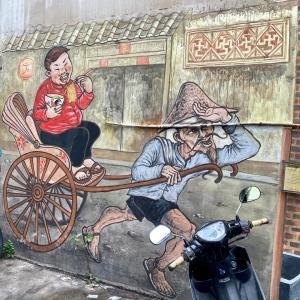 アートな街・タラートノーイ