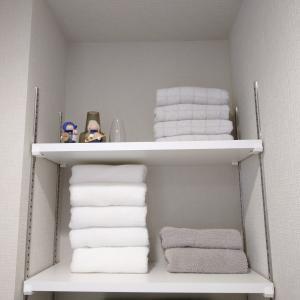タオルを買い替えました