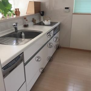 我が家のキッチン ②