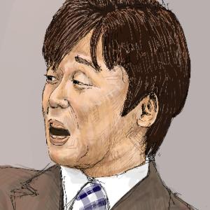 """「東京03」のコント""""お礼させて下さい""""を描いてみました!"""