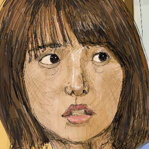 乃木坂毎月劇場「フラれる」の第二弾を描きました!