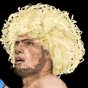 UFCファイター「ハビブ ヌルマゴメドフ」選手を再び
