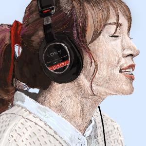 LiSA×Uruが歌う「再会」のワンシーンを描いてみた!