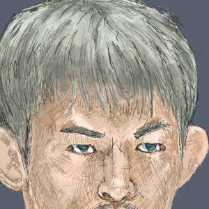 RIZIN29「伊藤空也」選手を描いてみた!