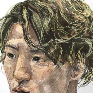 MMAファイター「井上直樹」選手を描いてみた!
