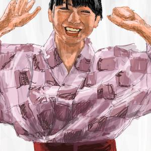 木野山ゆうさんを描いてみた!