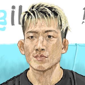 RIZIN30 堀江圭功選手を描いてみた!