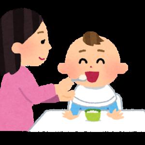 【ワンオペの離乳食】月齢別*双子に食べさせる方法