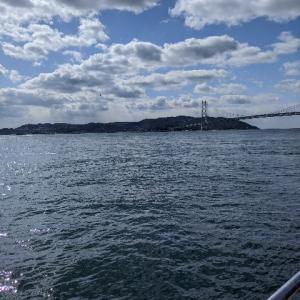 釣行:西からの風が冷た〜い 垂水