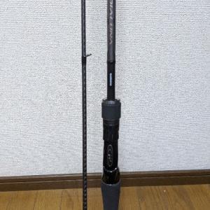 New Item シマノ:ディアルーナB86ML