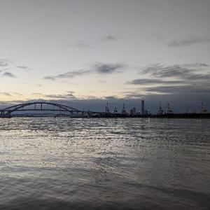 大阪、舞洲へ 不発も不発