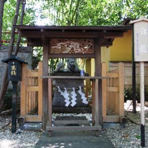 田無神社は明るく楽しい癒しの地。五龍神に逢う。