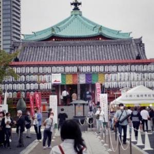 巳成金大祭(不忍池辯天堂)に行ってきました。