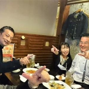 華麗なる、神戸タンゴダンサーの昼飲みの会♪