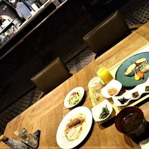 朝食フルコース
