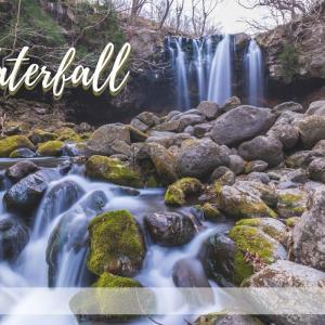 【幻想的】滝を白い糸のように撮影する方法!実はとても簡単です!