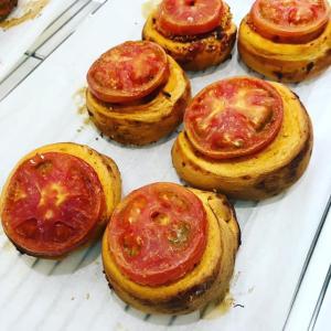 やみつきホットトマト