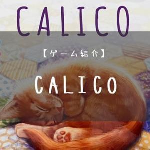【ゲーム紹介】CALICO