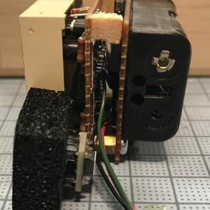 MATRIX LED表示器 改善(簡易迷路#2)