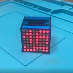MATRIX LED表示器 改善(簡易迷路#3)