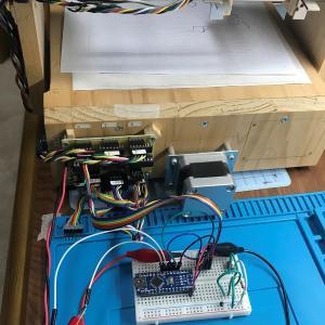作りかけの自作CNCを完成させます#2a-制御基板