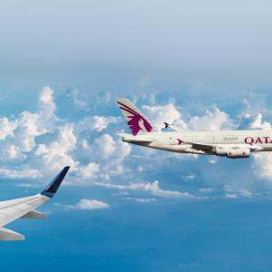 カタール航空の荷物や機内食やあれこれ【ハマド国際空港でトランジット】