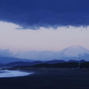 湘南 茅ヶ崎の海 2020.02.17