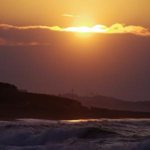 【湘南写真】茅ヶ崎の海 2020.03.20