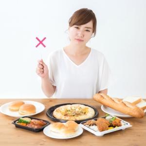 ダイエット中に絶対NGな食生活4選