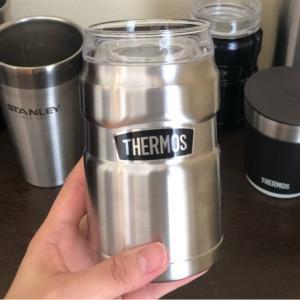 新作サーモス保冷缶ホルダーとおすすめタンブラー並べてみた!