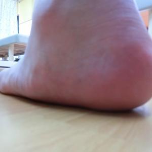 足裏が変わると姿勢が変わる