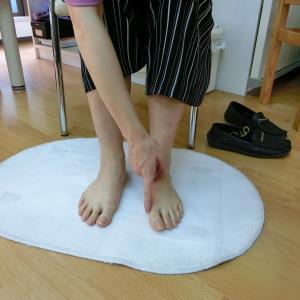足の親趾(母趾)の痛み 動画