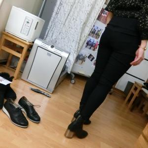 種子骨炎でもヒールの靴が楽に履ける