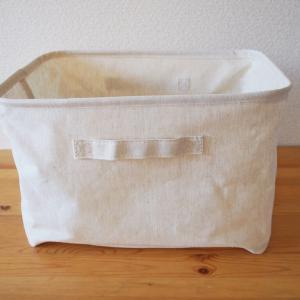 無印良品のおすすめ収納ボックス「ポリエステル綿麻混ソフトボックス」の活用アイデア
