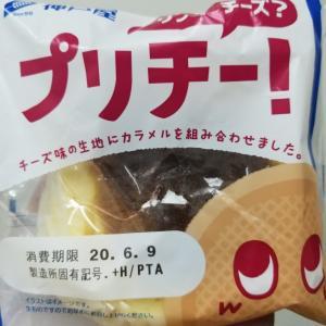 神戸屋 プリチー 食べてみました。